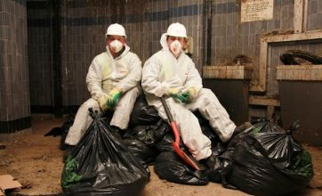 Relatives of workers who died of asbestos win compensation fight