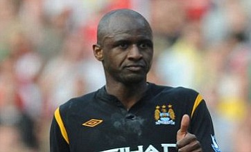 Patrick Vieira: Manchester United receive favouritism at Old Trafford