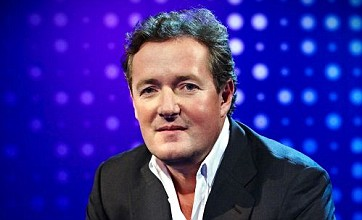 Piers Morgan left red-faced by Madonna after TV ban blunder
