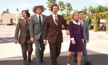 Anchorman sequel sparks Twitter buzz after Will Ferrell announces new film
