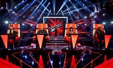 The Voice, Britain's Got Talent and Once Upon A Time: Weekend TV Picks