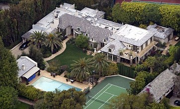 Madonna selling £18m Beverly Hills mansion she shared with Guy Ritchie