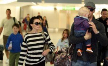 Dannii Minogue 'given courage to leave Kris Smith by sister Kylie'