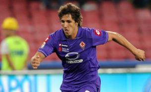 Stevan Jovetic is focused on Fiorentina (Getty Images)