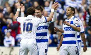Reading's setback against Crystal Palace wasn't costly (Getty Images)