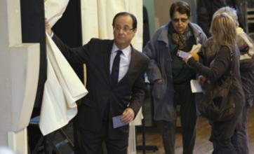 Nicolas Sarkozy's future in doubt as French presidential election begins