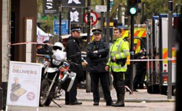 Tottenham Court Road siege suspect questioned over 'bomb threat'
