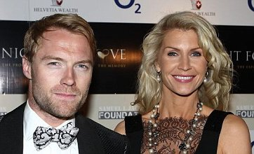 Ronan Keating confirms marriage with wife Yvonne is over after 14 years