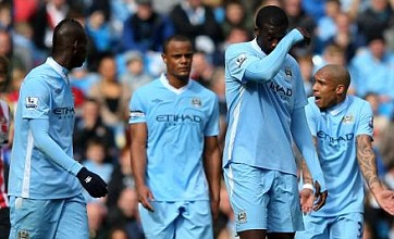 Vincent Kompany keeping the faith in Manchester City's title bid