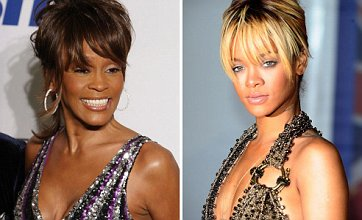 Rihanna reveals she would give her all to play Whitney Houston in her biopic