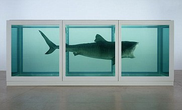 Damien Hirst's retrospective shows he's a skilled master of ceremonies