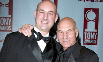 Daniel Stewart: I don't want to get by on being Patrick Stewart's son