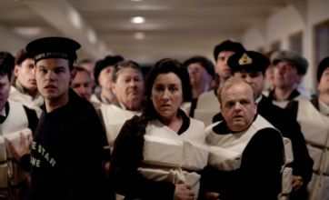 Titanic sinks without a trace as 3m viewers switch off for second episode