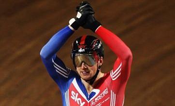 Olympic dream is in selectors' hands, admits 2012 hopeful Matt Crampton