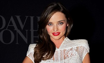Miranda Kerr named most beautiful person of 2012