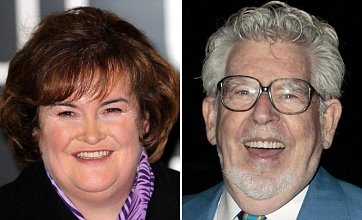 Susan Boyle, Rolf Harris confirmed for Queen's Diamond Jubilee pageant