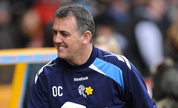 Owen Coyle claims award for steering Bolton through Fabrice Muamba crisis