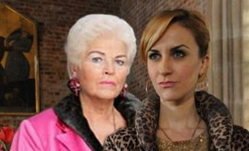 Pat Butcher's death up against Becky McDonald leaving for best soap exit