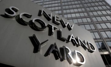 Scotland Yard Pc faces sack for telling Asian takeaway manager 'to go home'