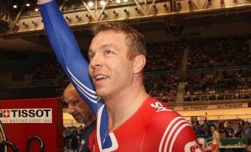 Sir Chris Hoy wins gold at Track Cycling World Championships