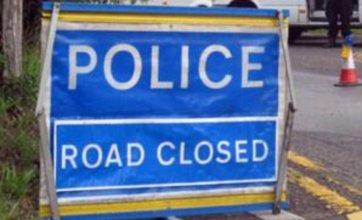 Woman killed and five relatives badly injured in Warnham crash