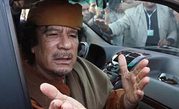 Muammar Gaddafi regime 'helped by MI6 over dissidents'