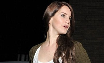 Lana Del Rey fuels Axl Rose rumours at Jazz Club gig