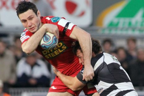 Stephen Jones, Wasps, rugby.