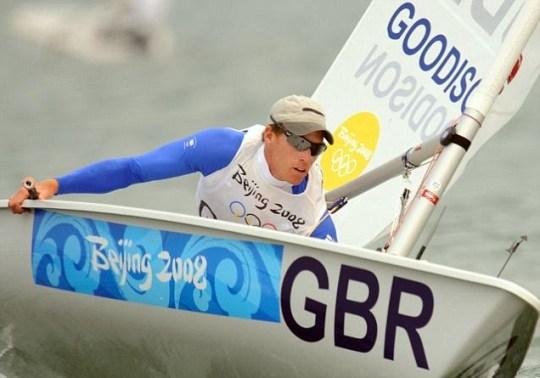 London 2012 Olympics sailing