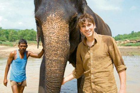 Simon Reeve  Indian Ocean,