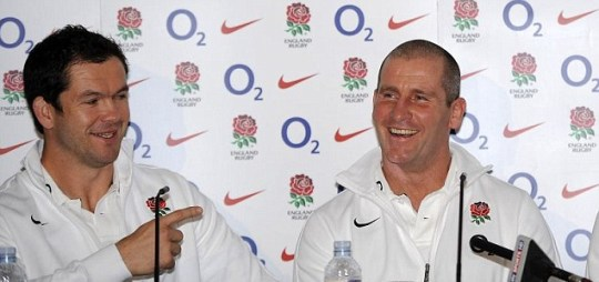 England Rugby Six Nations Saracens Andy Farrell Stuart Lancaster