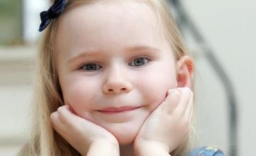 'Genius' four-year-old Heidi Hankins joins Mensa with IQ of 159