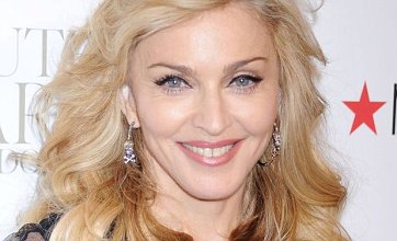 Madonna wears see-through dress at launch of her Truth Or Dare perfume
