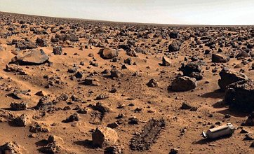 Life found on Mars in 1976 by Nasa's Viking probe, claims new study