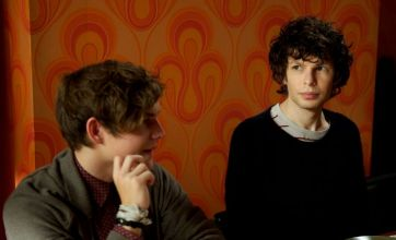 Simon Amstell opens up about gay kiss in Grandma's House series two