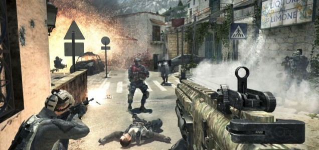 Call Of Duty: Modern Warfare 3 - suitable for children?