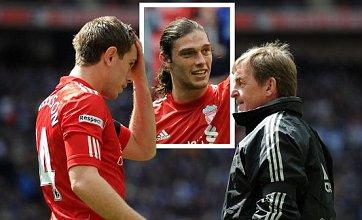 Jordan Henderson hair gel key to Andy Carroll form, claims Martin Kelly