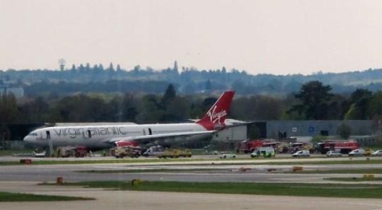 Virgin Atlantic, Gatwick Airport