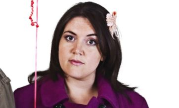 Not Going Out's Katy Wix: The hit-rate of gags in 30 Rock is relentless