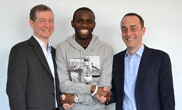 Fabrice Muamba hails 'amazing doctors' following hospital discharge