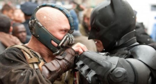 Bane, Batman, The Dark Knight Rises