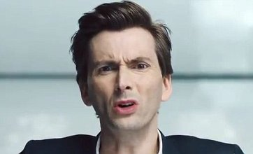 Virgin Media pull David Tennant advert over Doctor Who theme