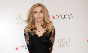 Madonna: Slap my hand – I don't know who One Direction are
