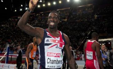 Dwain Chambers set for London 2012 return after BOA 'admits defeat'