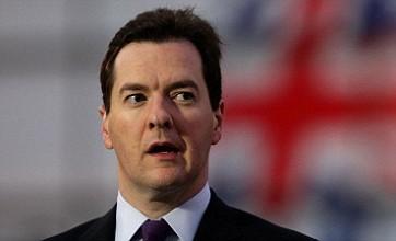 Chancellor George Osborne criticised over £10billion IMF loan
