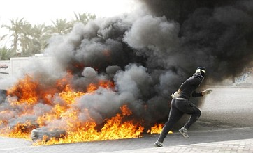 Women protestors 'beaten' to ensure Bahrain GP went ahead