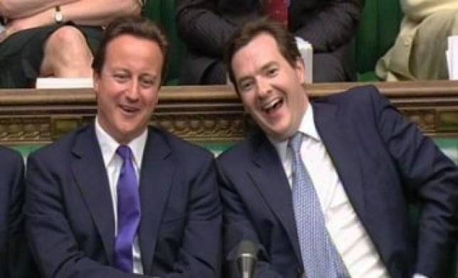 David Cameron and George Osborne (Picture: PA)