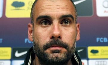 Pep Guardiola guarantees Barca will beat Chelsea in Champions League
