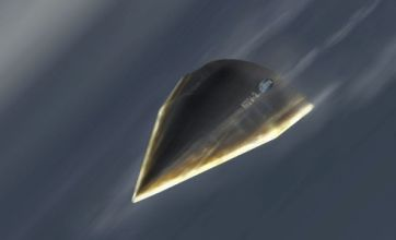 Pentagon reveals details behind failed £198m hypersonic drone test flight