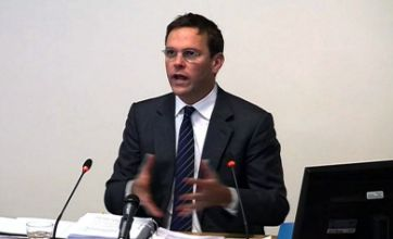 Phone hacking was 'thing of the past', James Murdoch tells Leveson